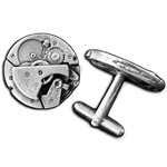 Steampunk Watch Cuff Links 21-2007