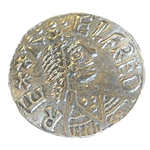 Gloucester Coin Button 21-2075