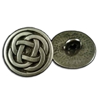 Celtic Quad Knot Button 21-2099