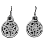 Celtic Knot Earrings 132.0681