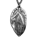 Elven Leaf Necklace 21-2205