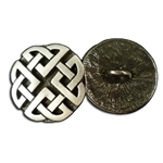 Celtic Love Knot Button 21-2256
