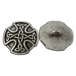 Celtic Cross Button 21-2339