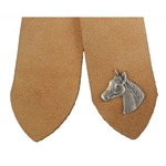 Pewter Horse Bookmark 21-2362