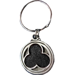 Trefoil Key Chain 115.0624