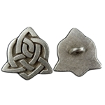 Celtic Sister's Knot Button 21-2396