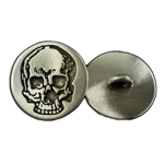 Yorick's Skull Button 107.1255