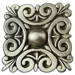 Scroll Pewter Pin 116.0644