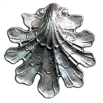 Escallop Pewter Pin 116.0755