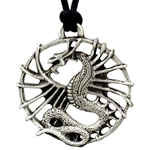 Winged Dragon Pendant 121.0331