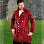 Captain England Coat Plus Size