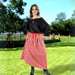 Striped Wench Skirt
