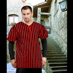John Nutt Striped Shirt 22-C1085