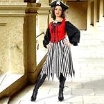 Pirate Period Clothing, Pirate Attire, Pirate Accessories