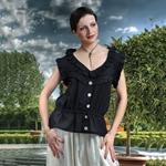Jacquelyn Sleeveless Blouse 22-C1149