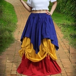 Three Layer Skirt 22-C1161