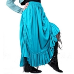 Step In Time Ruffled Skirt 22-C1224