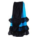 Lady of the Manor Ruffled Skirt 22-C1231D