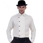 Ulysses Side Button Shirt C1293