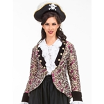 Ladies Privateer Coat C1360