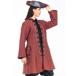 Ladies Captain Coat C1365