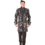Steampunk Militia Coat  C1369
