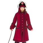 George Lowther Pirate Coat