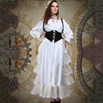 Steampunk Harness 3-pc Ensemble