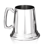 Heavy Gauge Traditional Pewter Tankard One Pint HG118