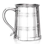 Heavy Gauge Stuart Pewter Tankard One Pint HG106