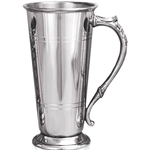 Lager One Pint Pewter Tankard
