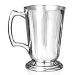 Spun Lager One Pint Pewter Tankard