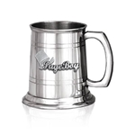 Page Boy Half Pint Pewter Tankard