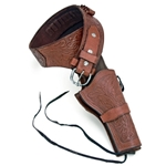 Deluxe Fast Draw Holster 24-04-100XL