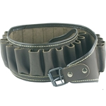 Western Leather Cartridge Belt OD709