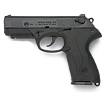 Bruni P4 Semi Automatic Blank Firing Gun Blued Finish 8mm 24-38-440