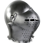 Early Milanese Armet - 15th Century Helmet