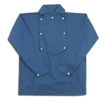 Civil War Cavalry Shirt in Blue Cotton 26-100916
