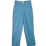 Civil War Enlisted Men's Infantry Trousers in Sky Blue Wool 26-100918