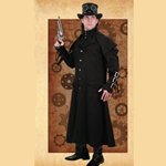 Empire Gentleman's Steampunk Coat 26-101137