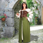 Country Maid Medieval Overdress 26-101314