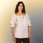 Cotton Renaissance Faire Blouse 101566