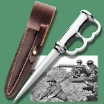 British WWI Robbins and Dudley Fighting Knife 26-403244