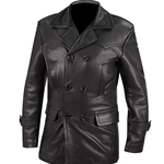 German Leather U-Boat Officer Jacket - Reproduction 720030