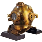 US Mark V Divers Helmet Replica 720033