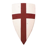 Functional Crusader Wooden Shield 801508