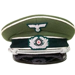 German Wehrmacht Officer's Cap Reproduction 2nd World War