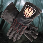 Hessian Horseman Leather Gloves 26-886513