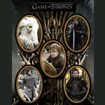 Game Of Thrones Character Magnet Set 286-20-695