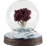 The Game of Thrones Weirwood Snow Globe